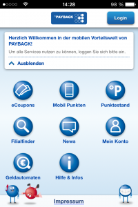 PAYBACK- App